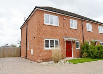 Thumbnail 3 bed semi-detached house for sale in Reginald Road, Harold Wood, Romford