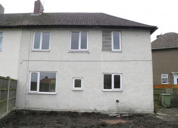 Thumbnail 4 bed semi-detached house to rent in Compton Street, Langwith, Nottinghamshire