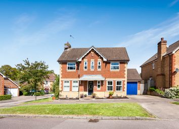 Thumbnail 3 bed detached house for sale in Greatham Road, Maidenbower, Crawley