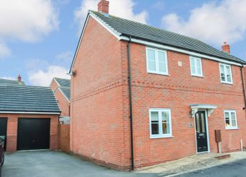 Thumbnail 3 bed detached house for sale in Farndon Avenue, Marston Green