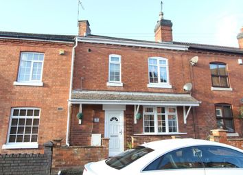 Thumbnail 2 bedroom terraced house to rent in Albert Road, Hinckley