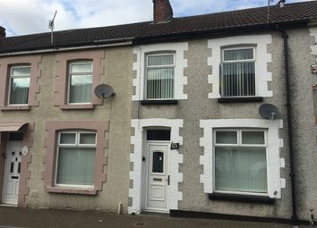 Thumbnail 3 bed terraced house for sale in Thurston Road, Pontypridd