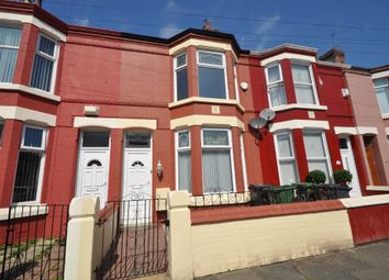 Thumbnail 3 bed terraced house for sale in Aspinall Street, Birkenhead