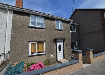 Thumbnail 4 bed end terrace house for sale in Mildred Street, Beddau, Pontypridd