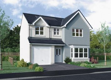 "Thumbnail 4 bed detached house for sale in ""Murray"" at East Calder, Livingston"