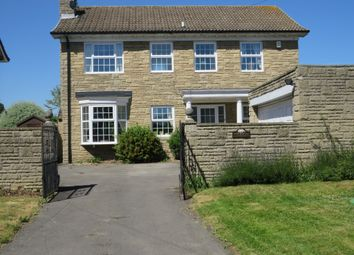 Thumbnail 4 bed detached house for sale in Main Street, Little Smeaton, Pontefract