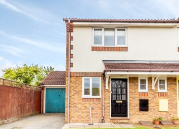 Thumbnail 2 bed semi-detached house for sale in Knights Templars Green, Stevenage