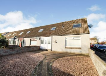 Thumbnail 3 bed end terrace house for sale in Orkney Avenue, Aberdeen