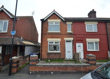 Thumbnail 2 bed end terrace house for sale in Staveley Street, Edlington, Doncaster