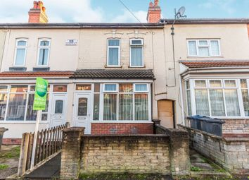 Thumbnail 3 bed terraced house for sale in Third Avenue, Bordesley Green, Birmingham