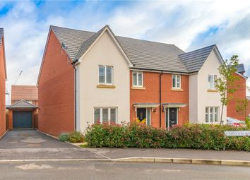4 bed semi-detached house for sale in Appleton Way, Shinfield, Reading RG2