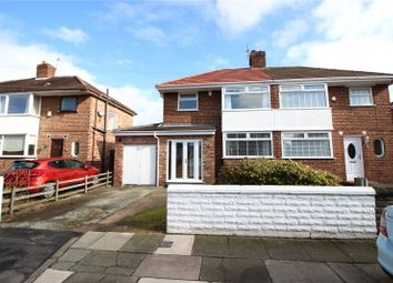 Thumbnail 3 bed semi-detached house for sale in Lydford Road, Liverpool, Merseyside