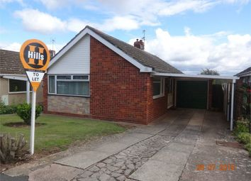 Thumbnail 2 bedroom detached bungalow to rent in Beaconhill Drive, St Johns, Worcester