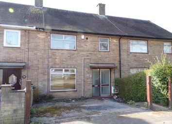 Thumbnail 3 bed terraced house for sale in Bridge Farm Lane, Clifton, Nottingham, Nottinghamshire