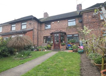 Thumbnail 3 bed terraced house for sale in Second Avenue, Rainhill, Prescot