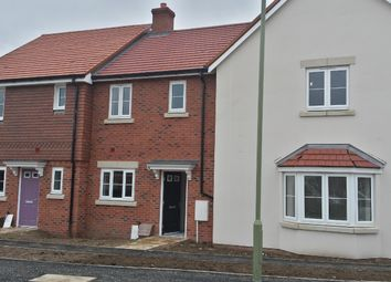 Thumbnail 2 bed property to rent in Hyde Park, Lords Way, Andover