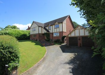 Thumbnail 5 bed detached house for sale in Westhide, Hereford