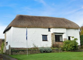 Thumbnail 4 bed detached house for sale in Sampford Courtenay, Okehampton
