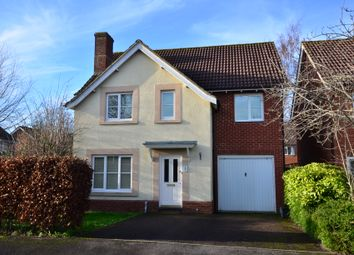 Thumbnail 4 bed detached house to rent in Cleveland Way, Westbury