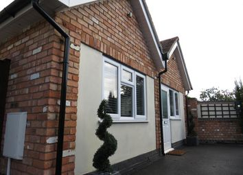 Thumbnail 1 bed bungalow to rent in Windmill Lane, Balsall Common, Coventry
