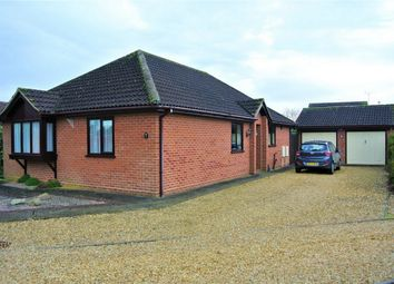 Thumbnail 3 bed detached bungalow for sale in Jasmine Close, Bourne, Lincolnshire