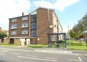 Thumbnail 1 bed flat for sale in Locksway Road, Southsea