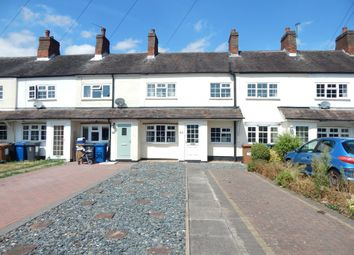 Thumbnail 2 bed cottage for sale in Chapel Lane, Lichfield