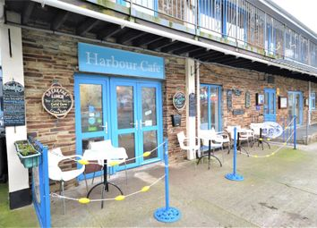 Thumbnail Commercial property for sale in Fish Quay, The Quay, Looe, Cornwall