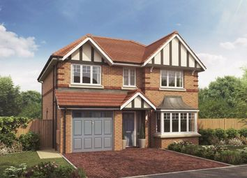 Thumbnail 4 bedroom detached house for sale in Westlow Heath, Congleton, Cheshire
