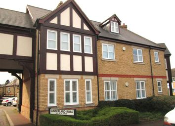 Thumbnail 2 bed flat for sale in Sunderland Road, Sandy