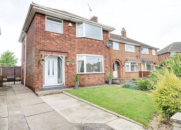 Thumbnail 3 bedroom detached house for sale in Copse Road, Scunthorpe