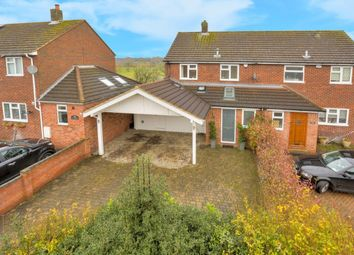 Thumbnail 3 bed semi-detached house for sale in Cottonmill Lane, St.Albans
