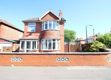 Thumbnail 3 bedroom detached house for sale in Davyhulme Road East, Stretford, Manchester