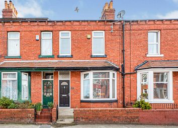 Thumbnail 2 bed terraced house for sale in Tennyson Avenue, Scarborough, North Yorkshire