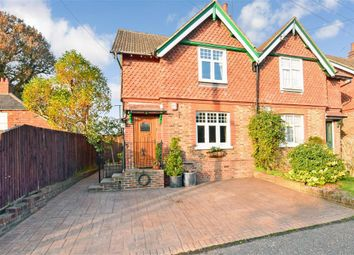 Thumbnail 2 bed semi-detached house for sale in Horsham Road, Handcross, Haywards Heath, West Sussex