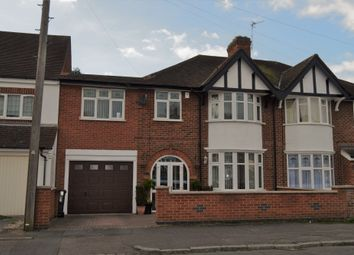 Thumbnail 5 bed semi-detached house for sale in Barbara Avenue, Humberstone, Leicester
