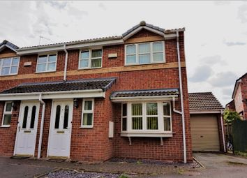 Thumbnail 3 bedroom semi-detached house for sale in Cannon Hall Lane, Goole