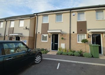 Thumbnail 2 bed terraced house for sale in Westcroft, Hampton, Peterborough