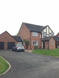 Thumbnail 4 bed property to rent in Chichester Drive, Apley, Telford