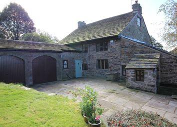 Thumbnail 5 bedroom detached house to rent in Lower Ernocroft Farm Ernocroft Lane, Marple Bridge, Stockport