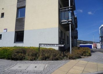 Thumbnail 4 bed property to rent in St Stephen's Court, Maritime Quarter, Swansea