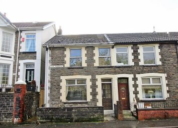 Thumbnail 3 bed end terrace house for sale in The Parade, Ferndale, Rhondda Cynon Taff.