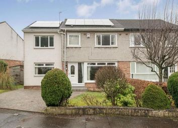 Thumbnail 3 bed semi-detached house for sale in Craig Gardens, Newton Mearns, Glasgow, East Renfrewshire