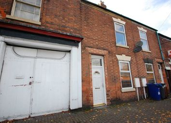 Thumbnail 2 bed property to rent in Horninglow Road, Burton On Trent, Staffordshire