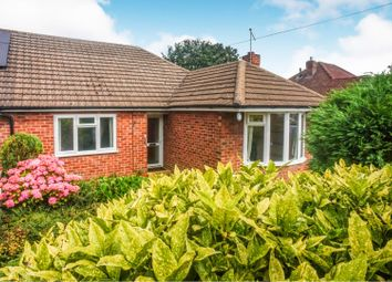 3 bed semi-detached bungalow for sale in Broadway, Lincoln LN2