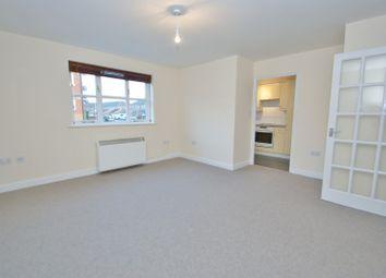 Thumbnail 2 bed flat for sale in Riverbank Way, Ashford