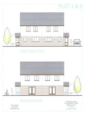 Thumbnail 3 bedroom semi-detached house for sale in Dol Y Meillion, Llanilar, Aberystwyth