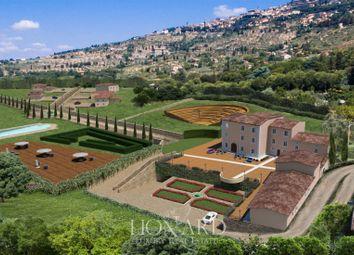 Thumbnail Villa for sale in Cortona, Arezzo, Toscana