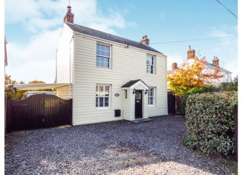 3 bed detached house for sale in Clacton Road, Colchester CO7