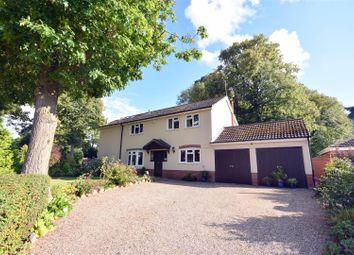 Thumbnail 4 bed detached house for sale in Northage Close, Quorn, Loughborough